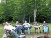 "2015 Mens Retreat - ""What? Darren is hungry again?"""