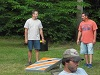 2016 Mens Retreat - Playing games!