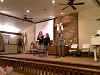 The Talleys in concert at Stony Run Mission!