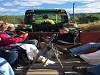 October 2016: Another successful tractor ride!