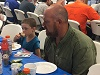 2017 Father-Son Banquet: These sticky buns are good!