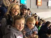 2018 Kids Club to Hershey Bears Game: Family Pic Time!